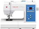 Simple computer sewing machines